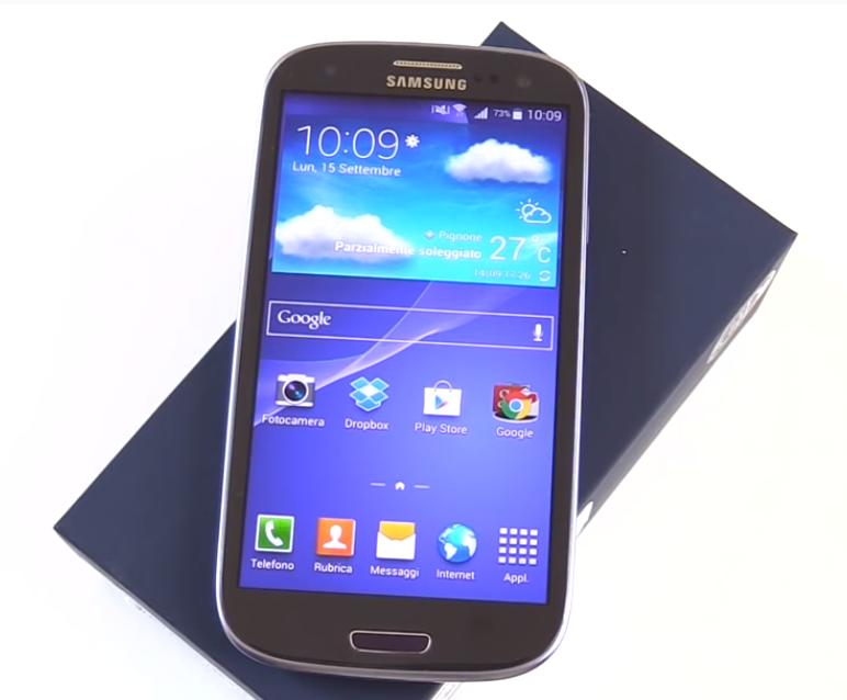 Samsung Galaxy S3 Neo I9301I