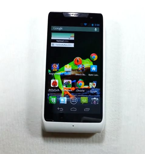 Motorola RAZR D3 (XT919)